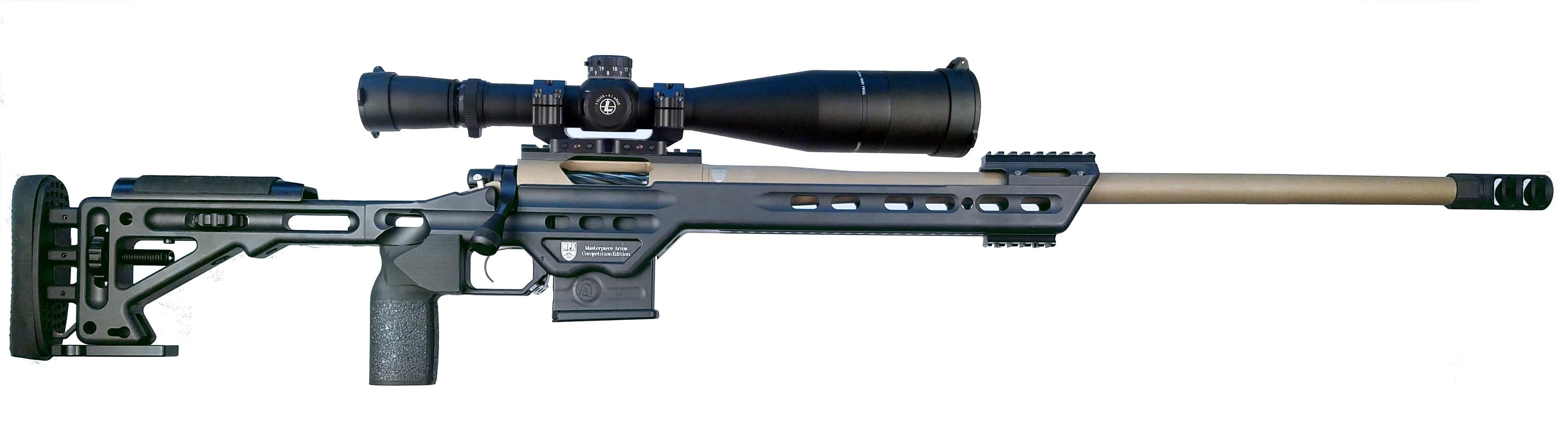 MPA BA Rifle