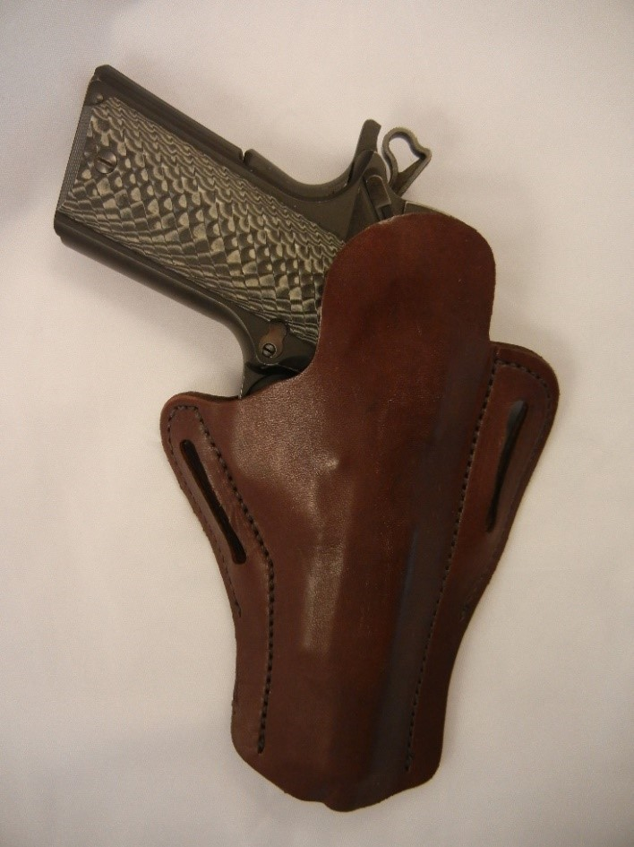 Shottist, a Custom Holster Business, Sold to Third-Generation Leather Worker