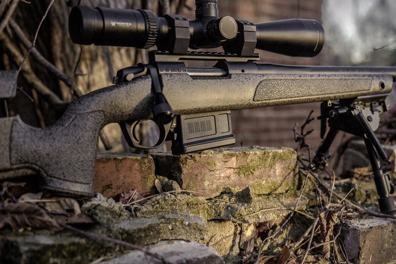 The Bergara B-14 HMR Chosen by Editors of Field & Stream for Best Hunting Gear of 2017 List