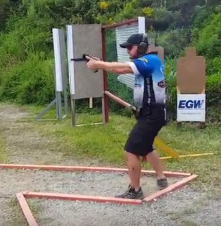 Shell Shock Technologies Sponsored Shooter John Vlieger Wins High Overall in Open Division at the 2017 EGW USPSA Area 8 Championship