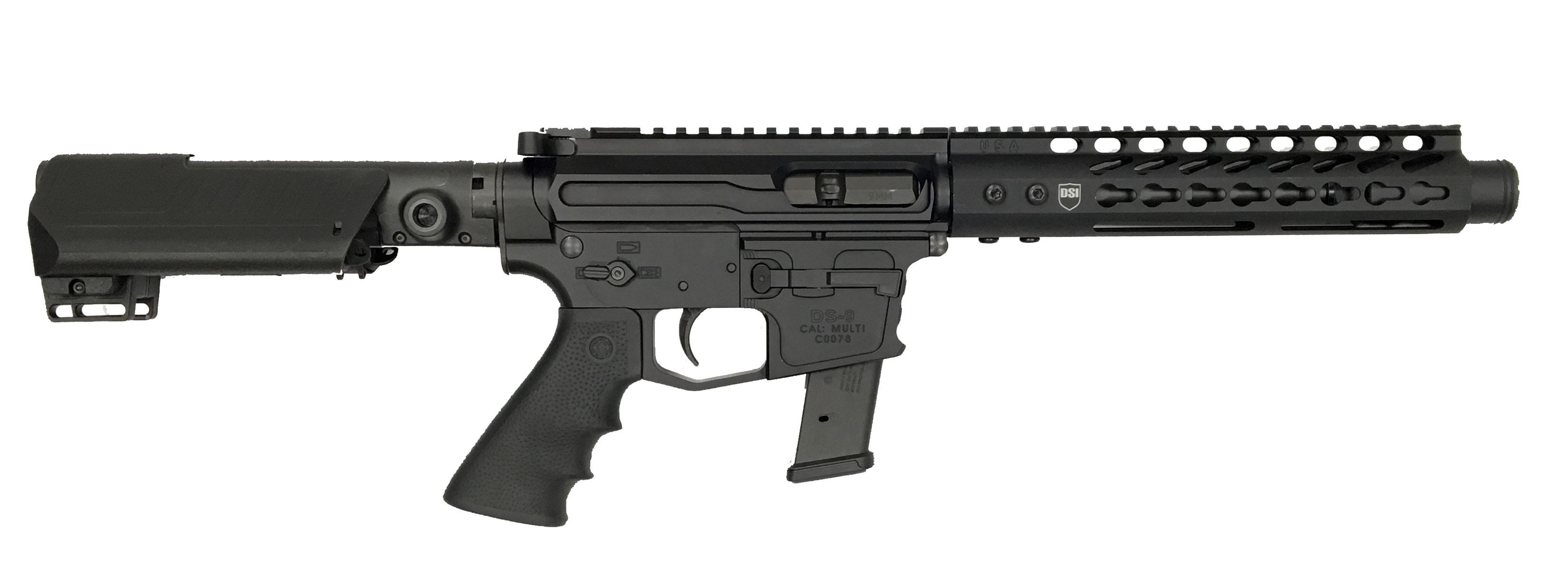 Dark Storm DS-9 Hailstorm Pistol