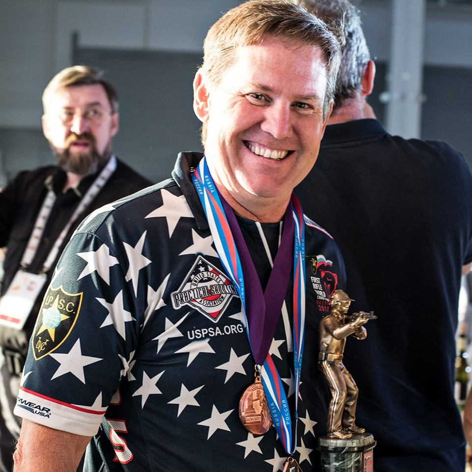 DoubleStar Pro Shooter Jeff Cramblit Brings Home the Bronze from IPSC Rifle World Shoot