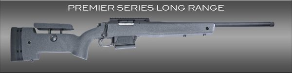 Bergara Premier Series Long Range Rifle (offered in 6mm Creedmoor)