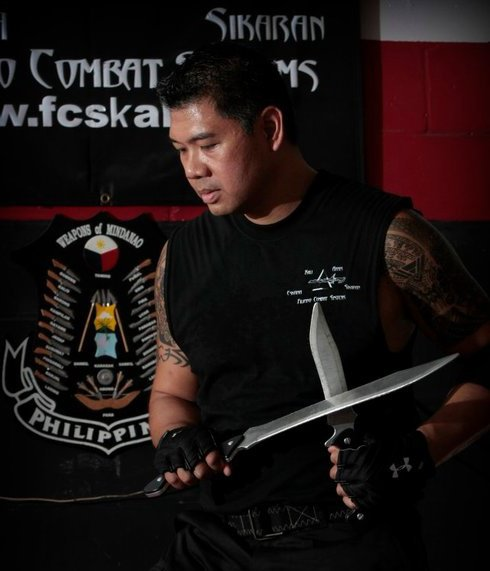 DoubleStar Announces Collaboration with Filipino Martial Arts Instructor Tuhon Ray Dionaldo