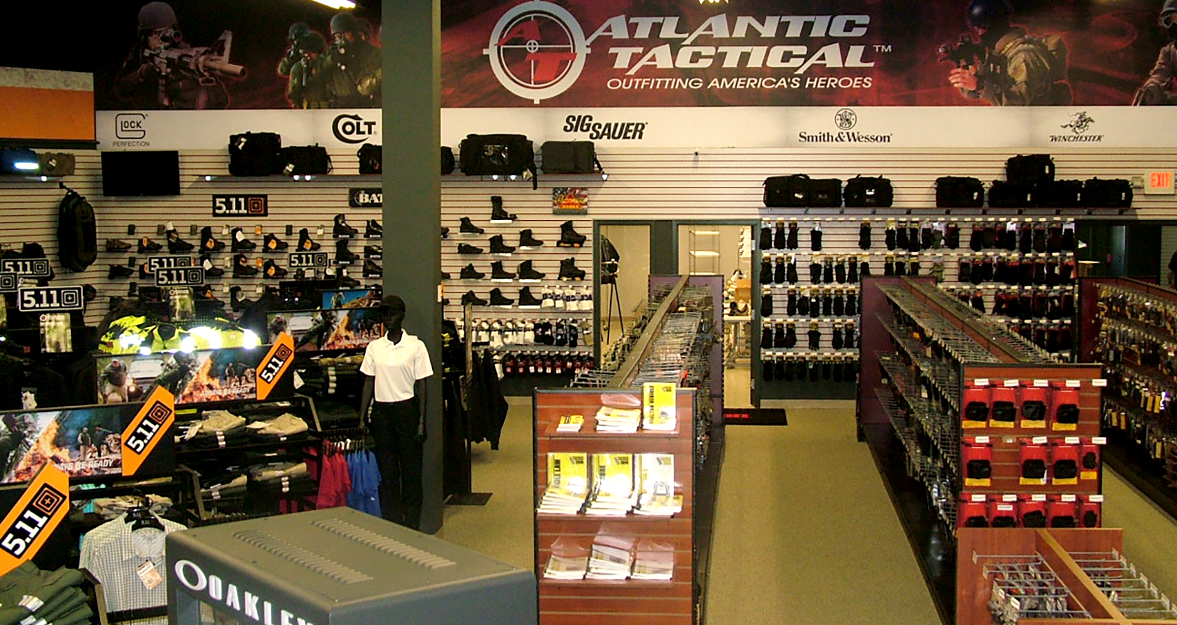 Atlantic Tactical Joins the National Association of Police Equipment Distributors