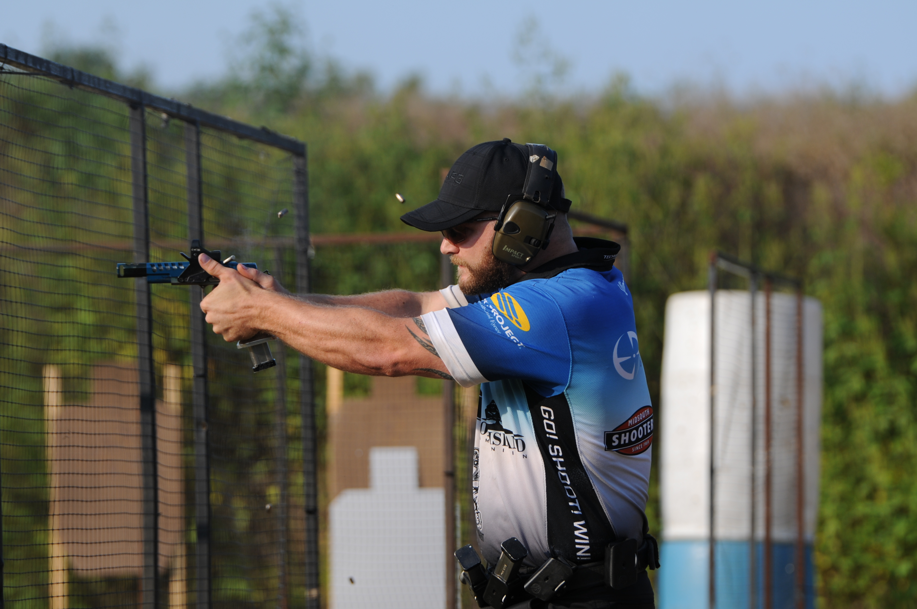 Shell Shock Technologies Sponsored Shooter John Vlieger Wins Second Consecutive High Overall