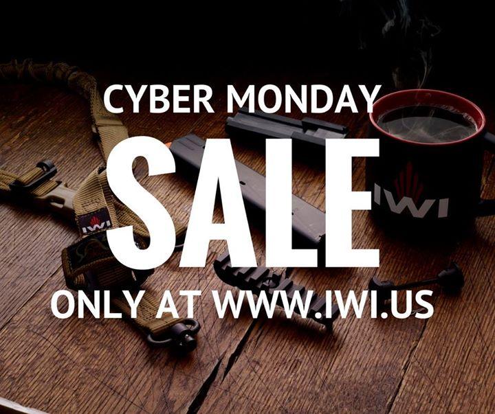 IWI US Announces Cyber Monday Sale