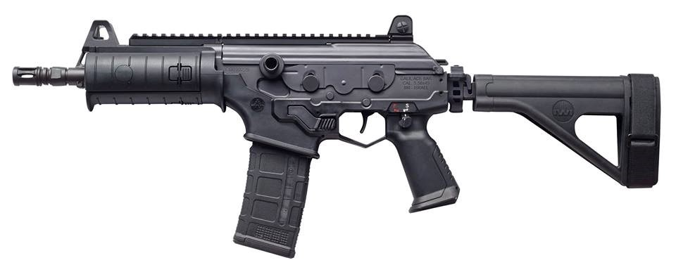 The IWI US Galil ACE® Featured on the January American Rifleman Cover
