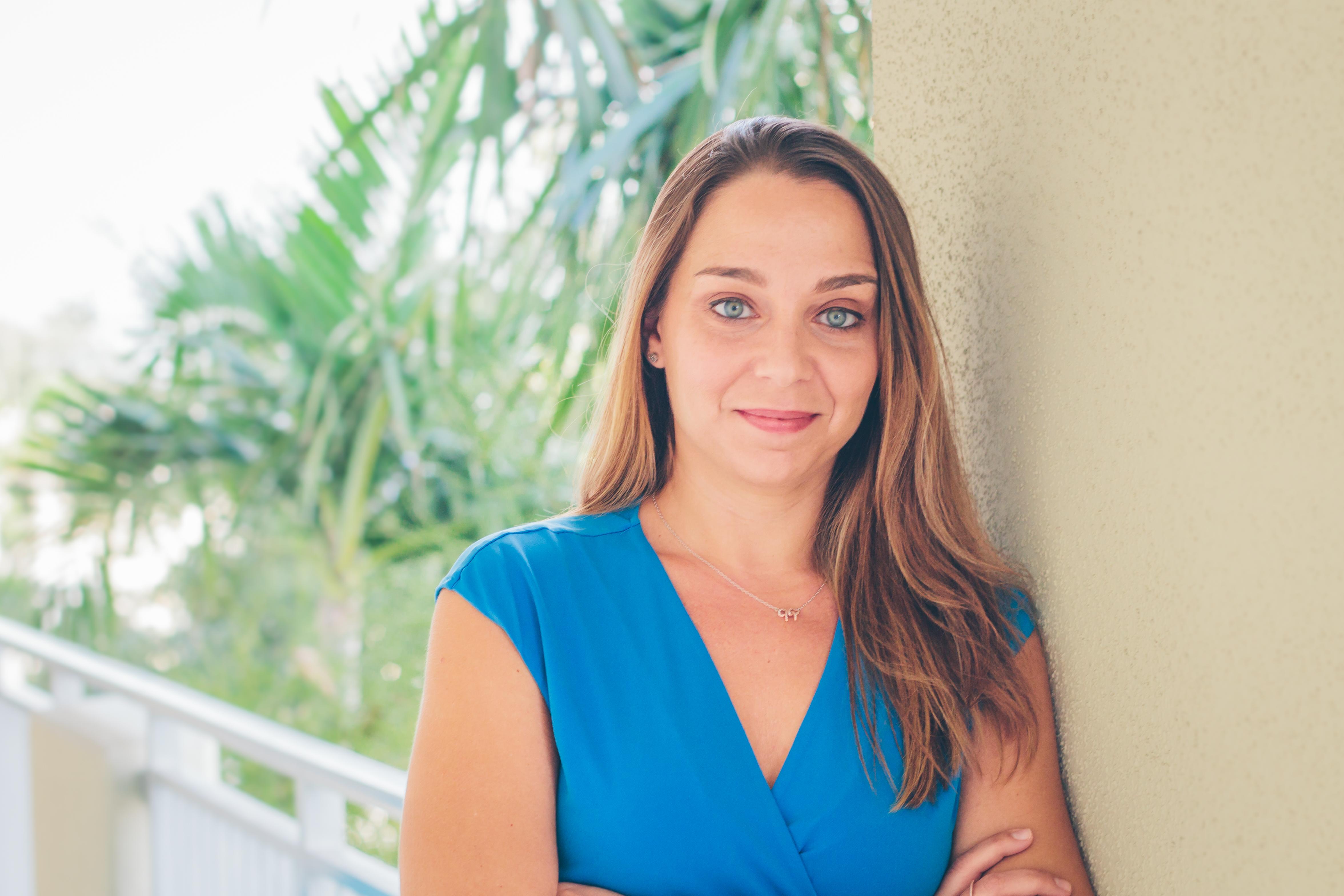 Alicia Cadenas, Laboratory Supervisor/Technical Leader, DNA Labs International.
