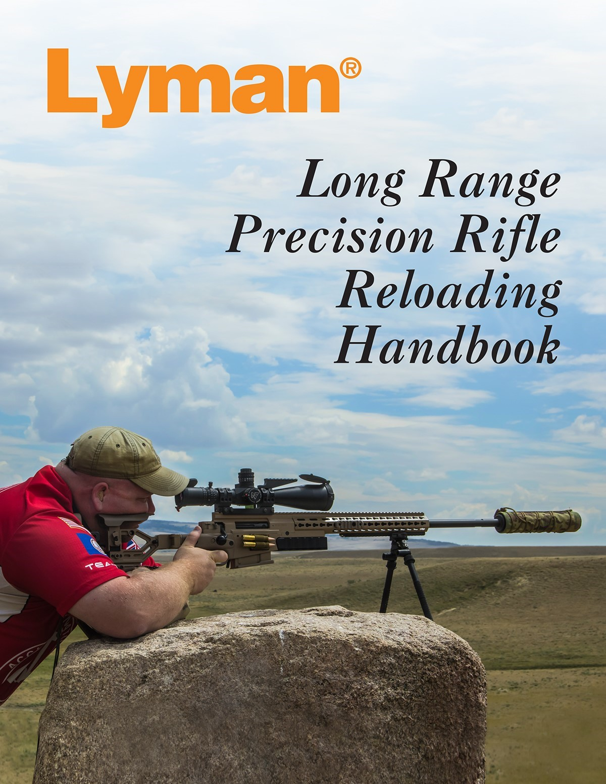 "Lyman® Products Announces New ""Long Range Precision Rifle Reloading Handbook"""