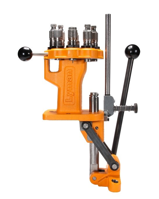 Lyman® Products Introduces the New Brass Smith All-American 8™ Turret Press