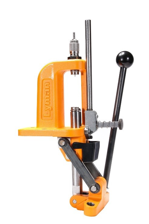 Lyman® Products New Brass Smith Victory™ Press, the Workhorse for the Reloading Bench