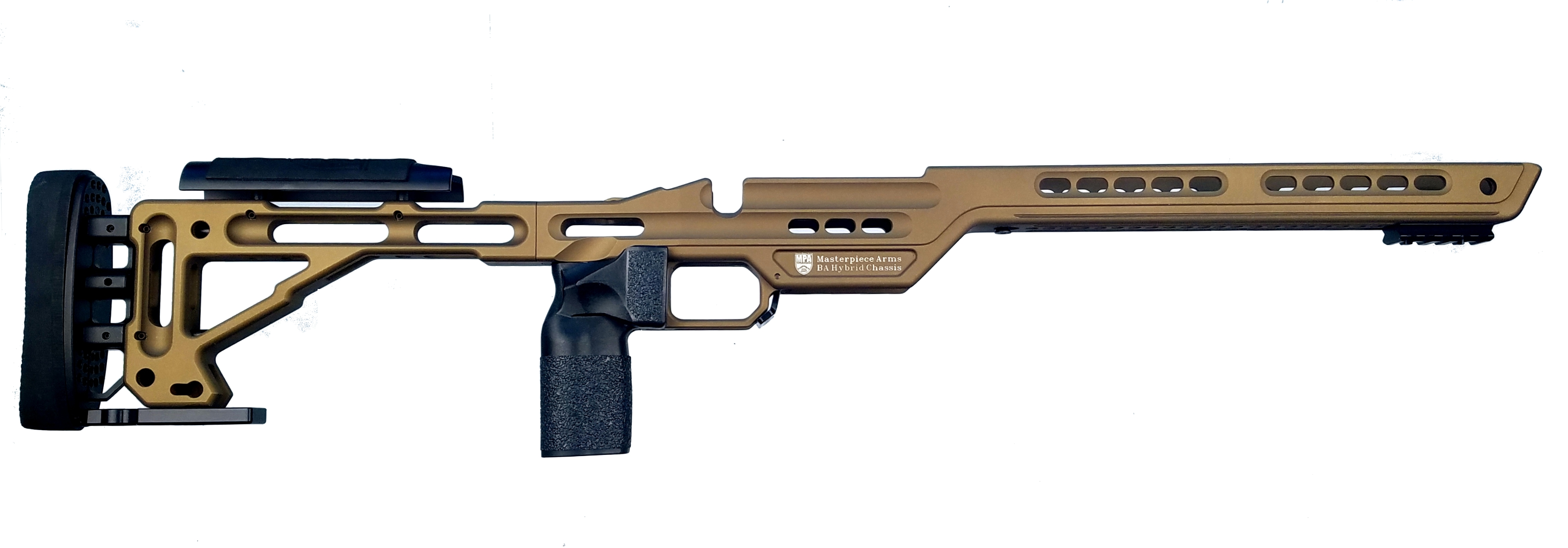 MasterPiece Arms Introduces the MPA BA Hybrid Chassis