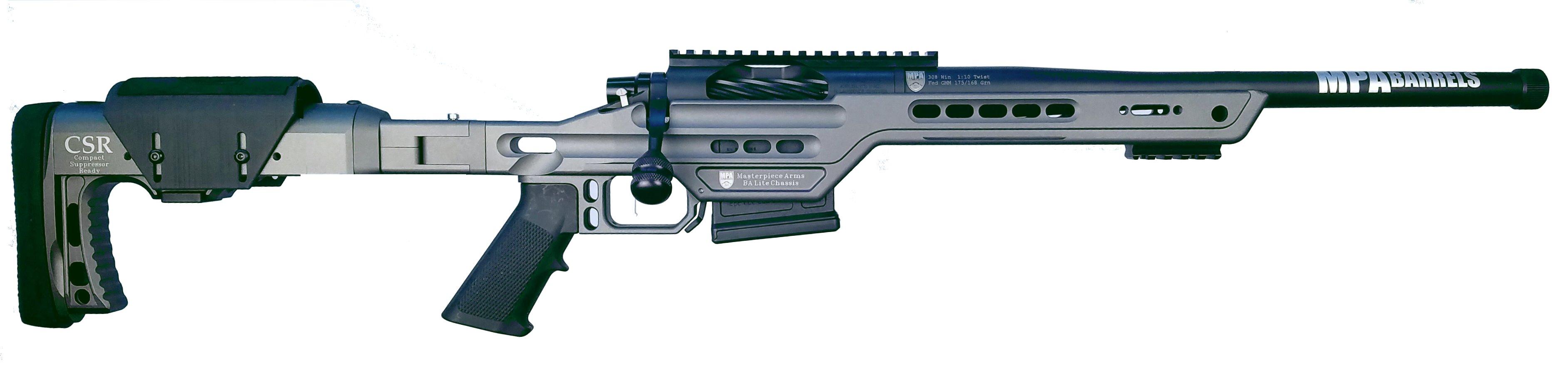 MPA MUT Standard Rifle