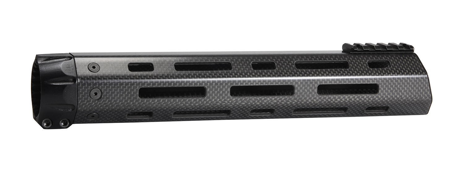 Lyman® Products Announces New Tacstar® Carbon Fiber AR-15 Handguards with Integrated Sight Rails
