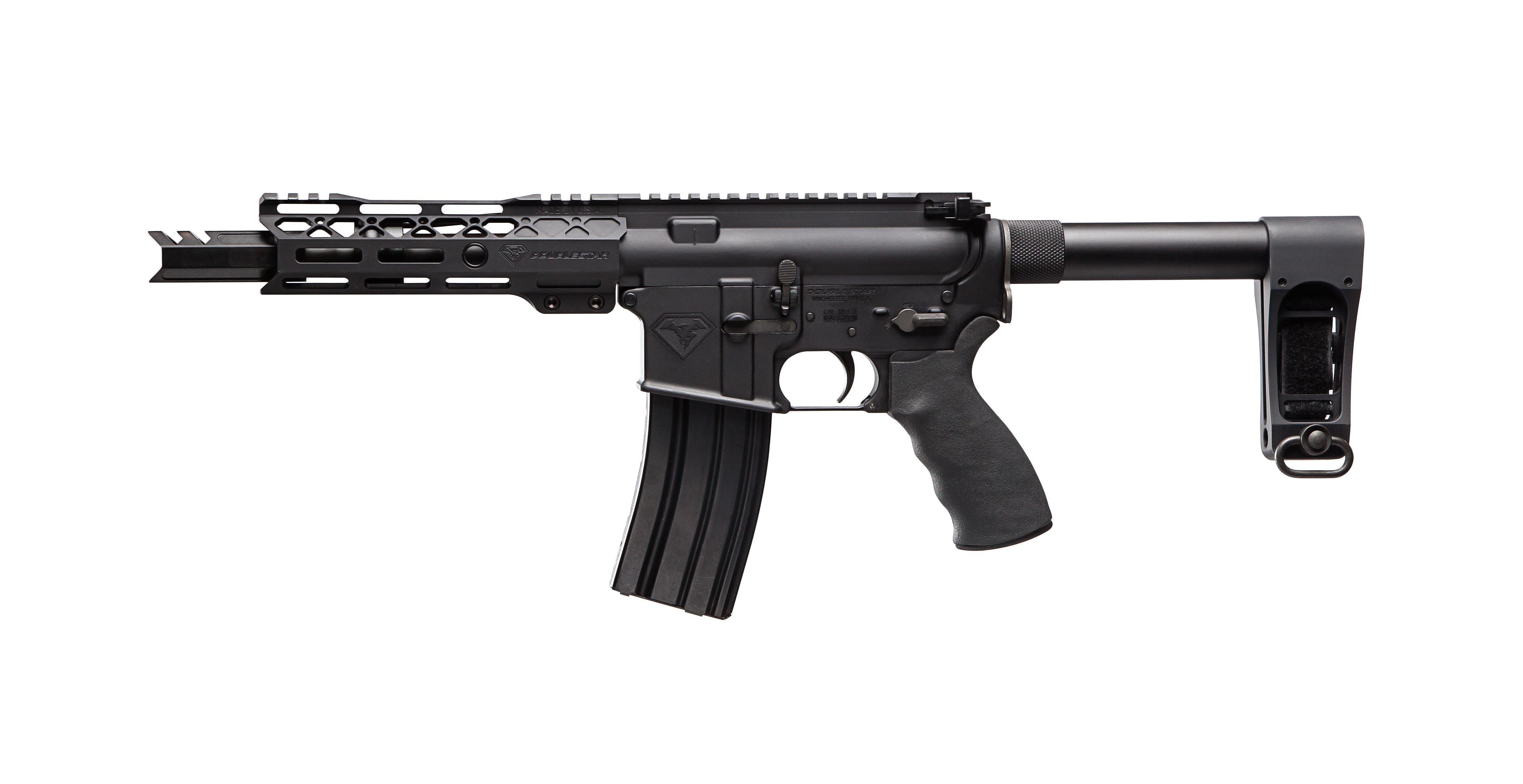 DoubleStar Debuts new AR-style Pistol: the ARP7 Pistol