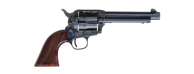 "Support the Second Amendment Foundation (SAF) through Gunbroker.com's Super Auction of a Cimarron Firearms ""Evil Roy"" Cowboy Action Shooter"