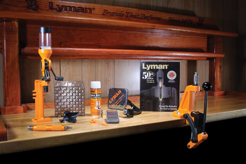 Lyman Products Ideal Reloading Press Kit