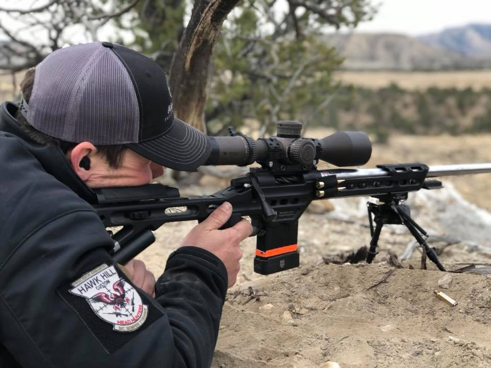 MasterPiece Arms BA Chassis' Dominating 2018 Precision Rifle Series (PRS) Podiums