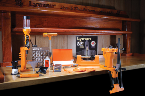 Lyman Products All-American 8 Reloading Kit