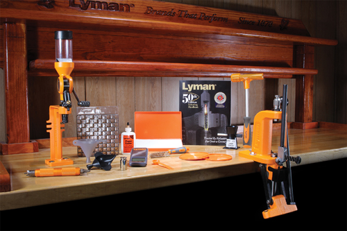 Lyman Products Victory Reloading Press Kit