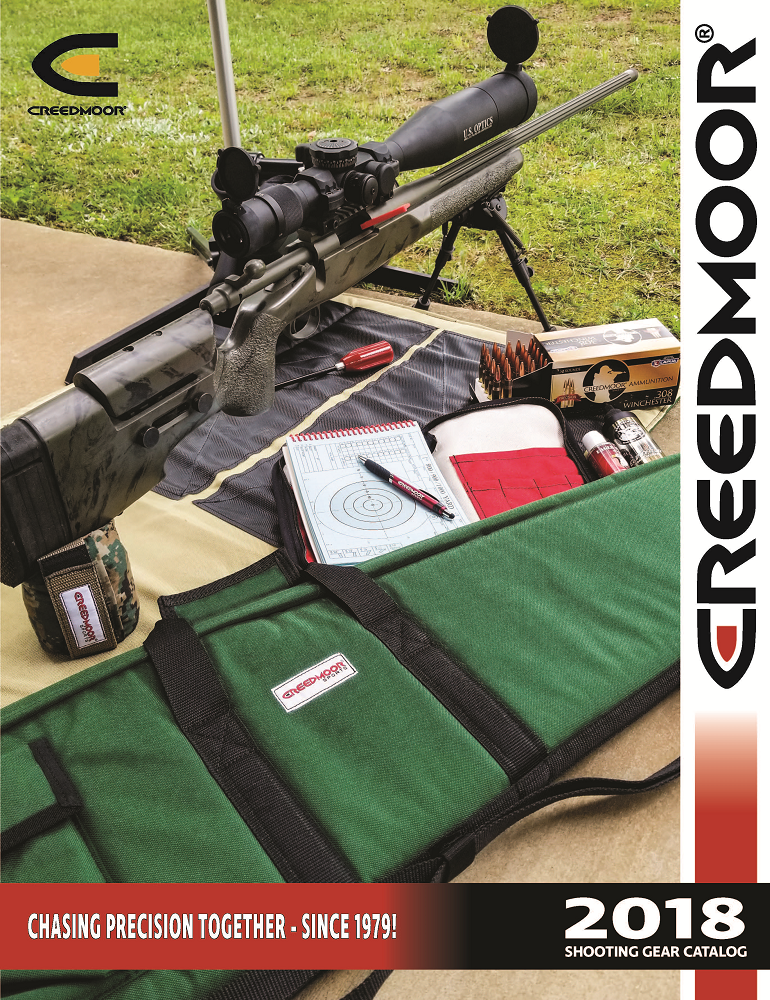 Creedmoor® Sports Announces Release of its 2018 Shooting Gear Catalog