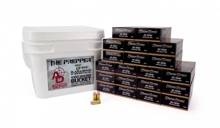Ammunition Depot Introduce The Prepper and The Prepper Battle Pack