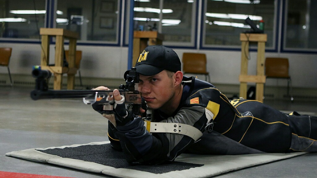 Five-Time All-American Team NCAA Champion Shooter, Ben Estes, Joins Creedmoor® Sports
