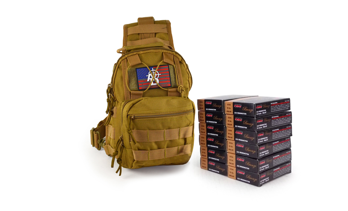 Ammunition Depot Grab-and-Go Tactical Sling Packs