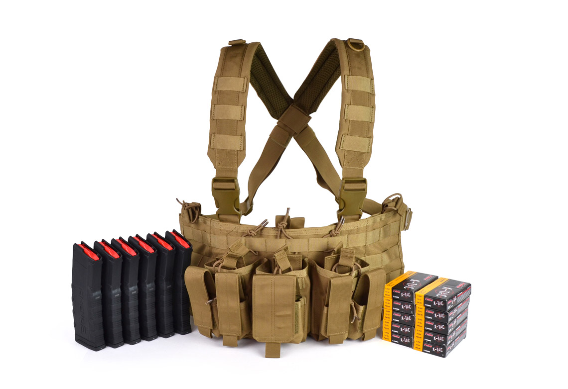 Ammunition Depot Unveil the Condor Tactical Ready Rig Kit