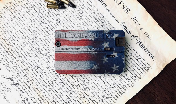 Celebrate the 4th and Enter to Win a Trailblazer® Firearms Custom LifeCard®