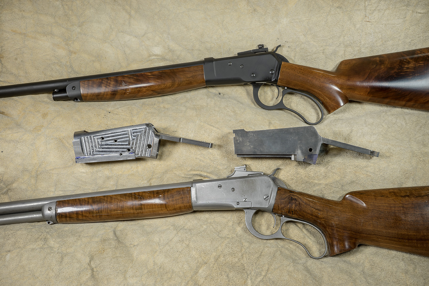 Big Horn Armory Donates Big Bore Lever Action Guns to NRA National Firearms Museum