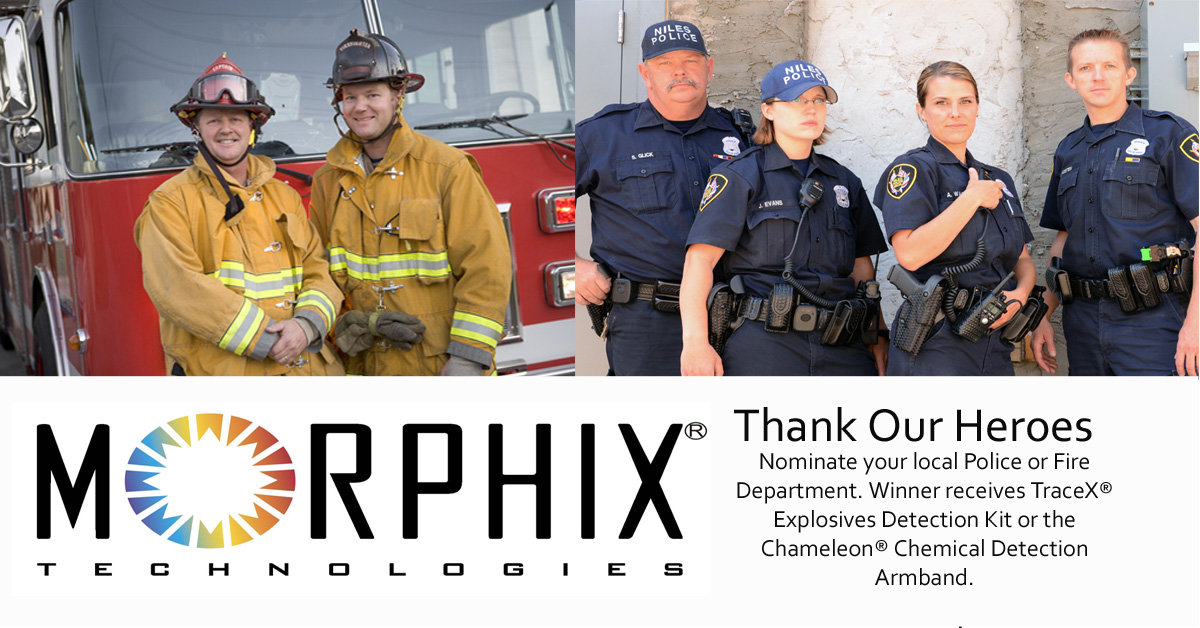 Morphix Technologies® Seeks Out Nominations of a Worthy Agency to Receive Product Donation