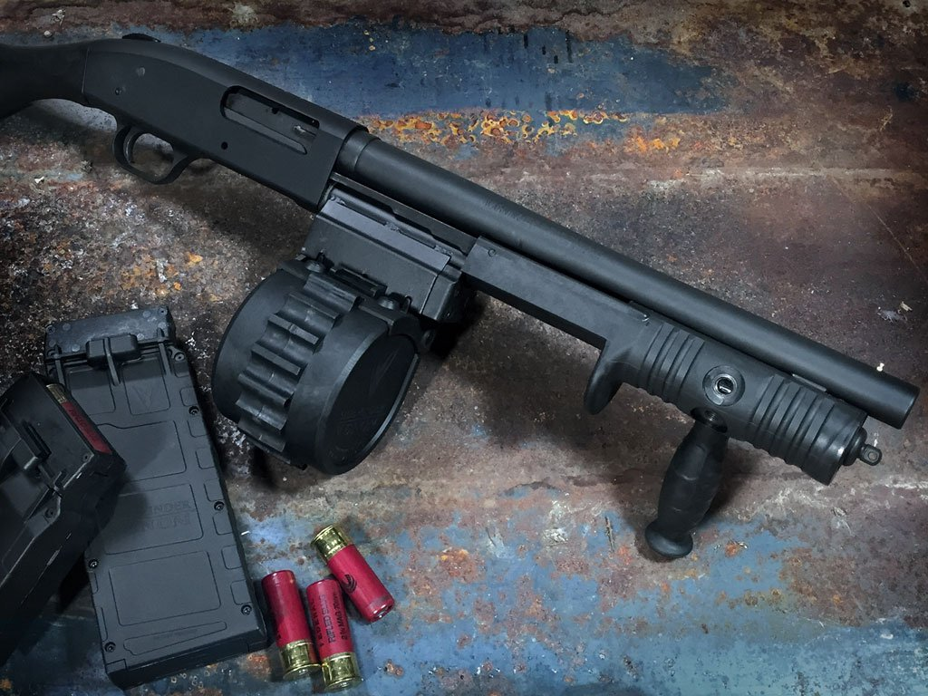 Venom™ 10 Rnd. Rotary Kit – Mossberg® Shockwave Edition.