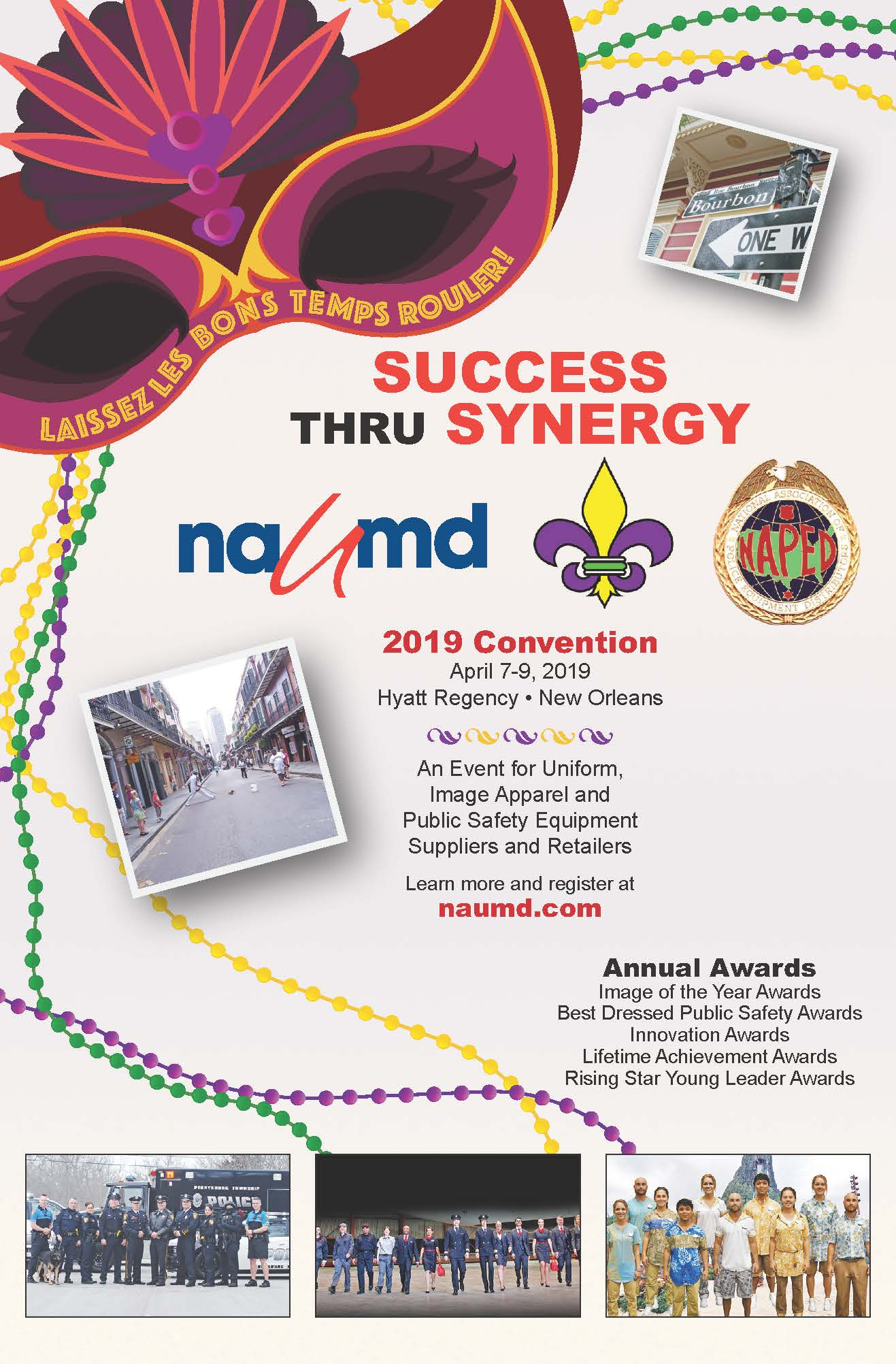 NAPED Announces Joint Annual Meeting with NAUMD