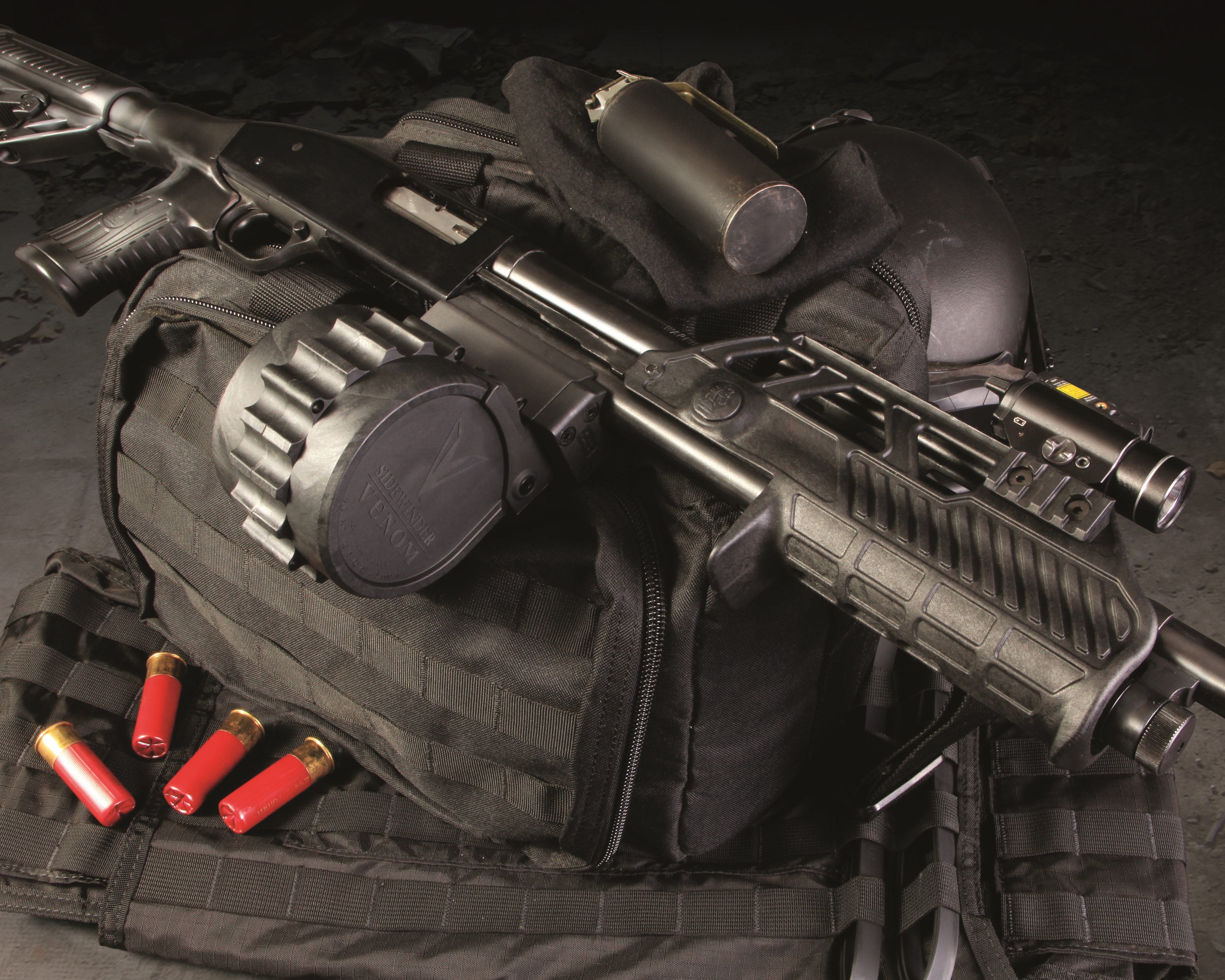 Sidewinder Venom™ Kits from Adaptive Tactical Back in Stock
