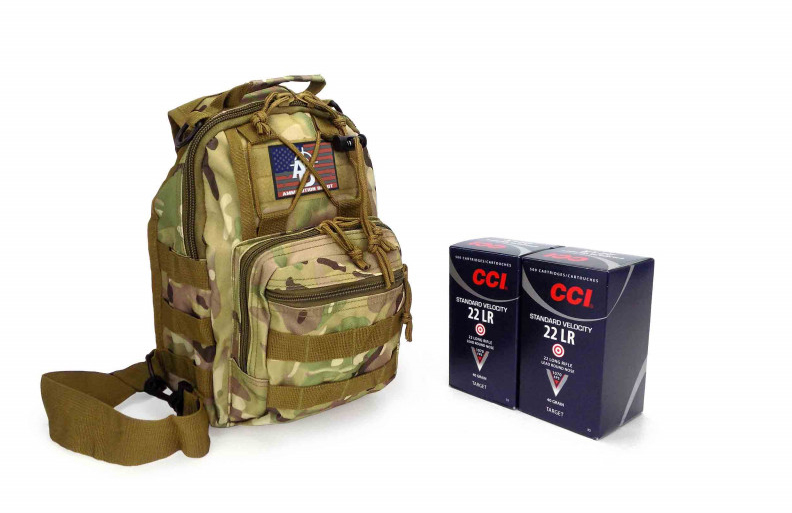 Ammunition Depot Grab-and-Go Tactical Sling Packs Adds More Caliber Choices