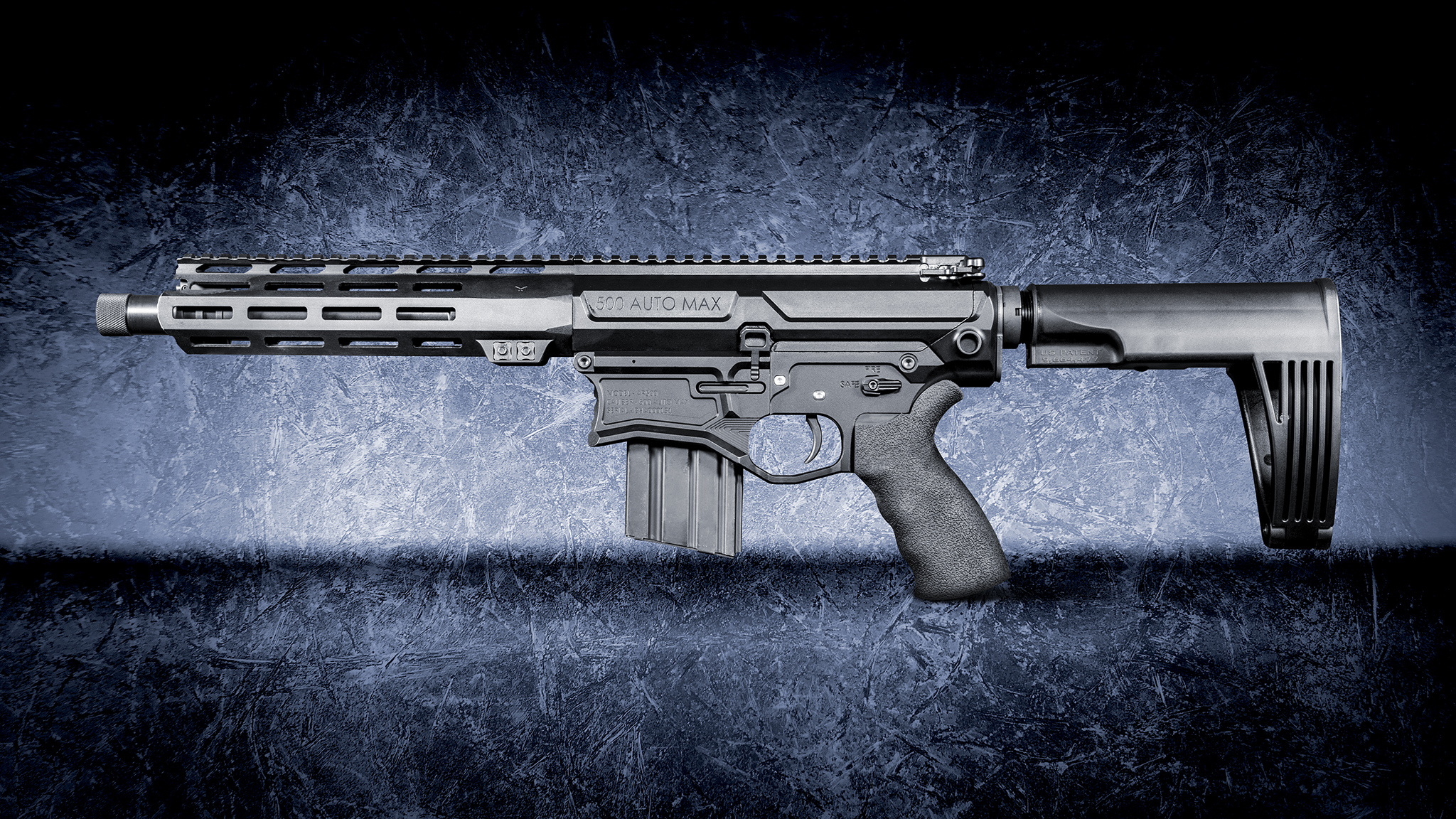 Big Horn Armory AR500 Auto Max Now Available in Pistol Model