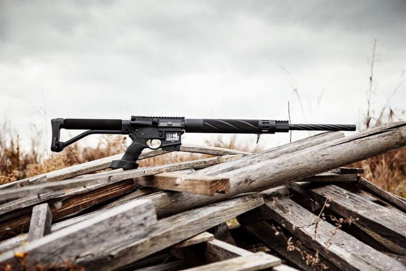 DoubleStar Donates Midnight Dragon™ Rifle to USA Cares Raffle