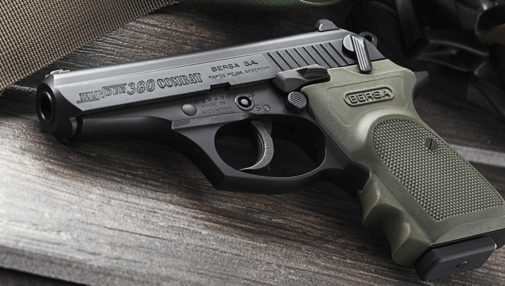 Bersa Announces New Pricing for 2019