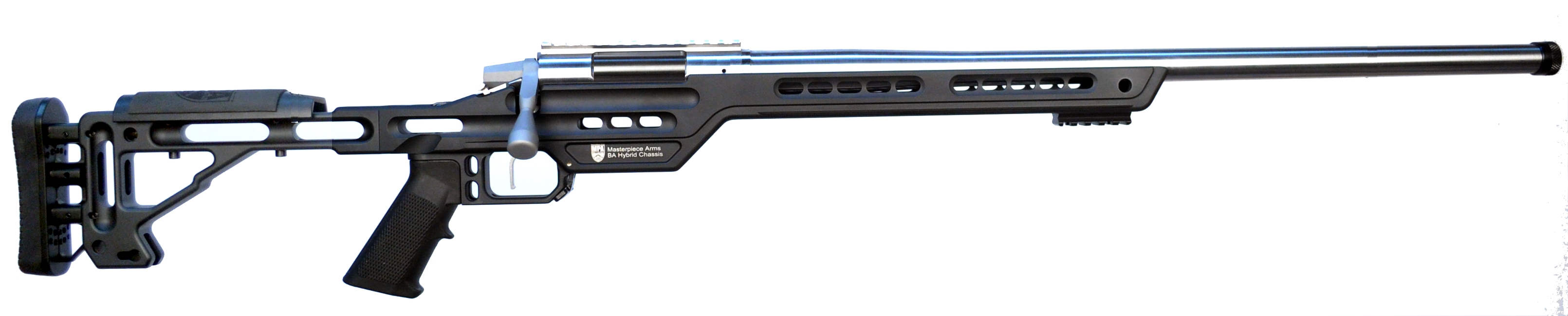 MasterPiece Arms (MPA) Introduces Two New Calibers to the MPA BA Precision Match Rifle (PMR) Competition Rifle