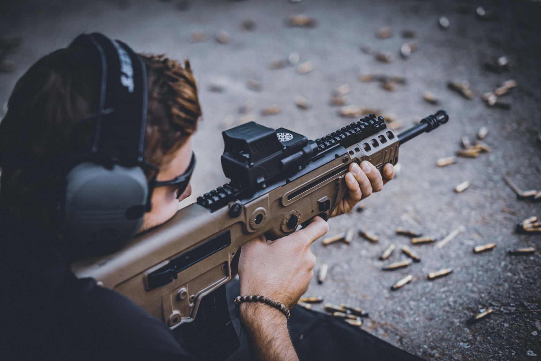 Meprolight USA® Unveil First Augmented Weapon Sight; the MEPRO FORESIGHT