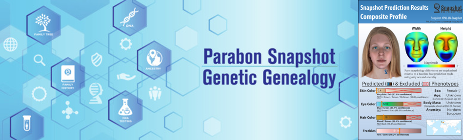 Parabon® NanoLabs to Exhibit at the American Academy of Forensic Sciences (AAFS) 71st Annual Scientific Meeting