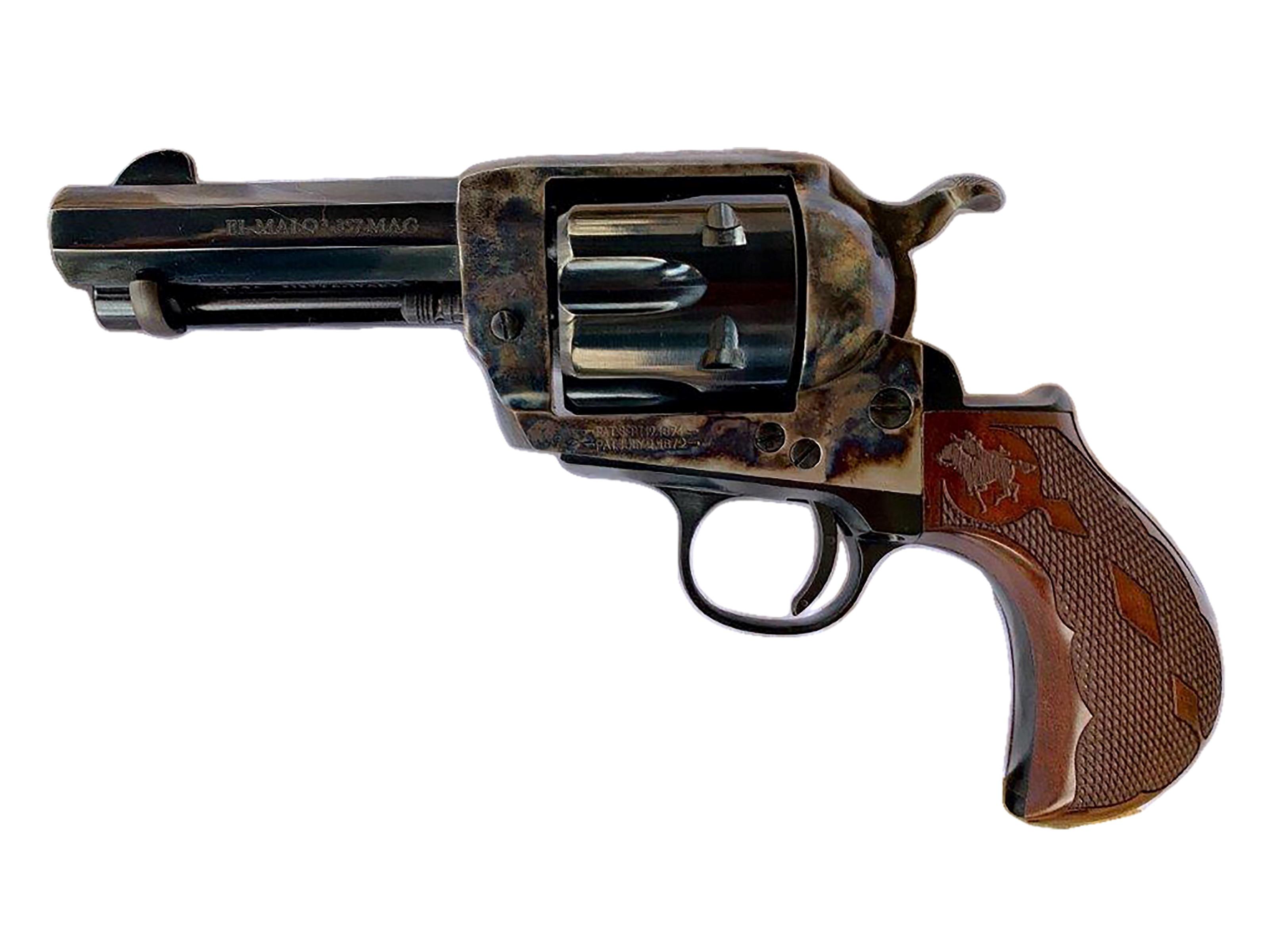 """Cimarron Firearms Sequel to the """"Bad One:"""" El Malo 2"""