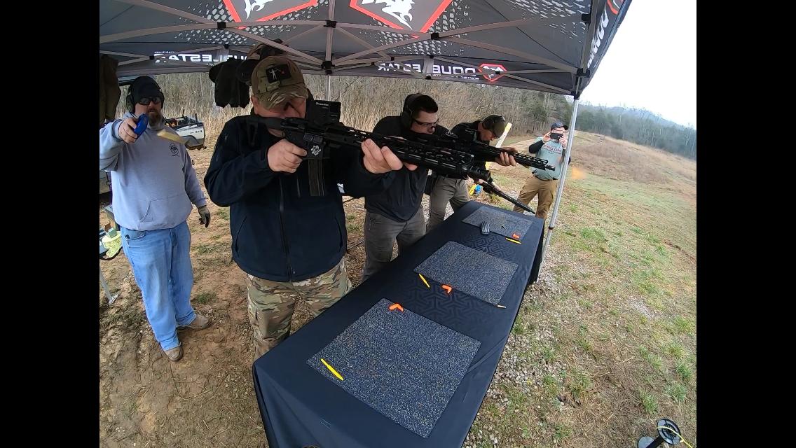DoubleStar Sponsors Recent Rock Hard 3 Gun Match Benefiting Mission 22
