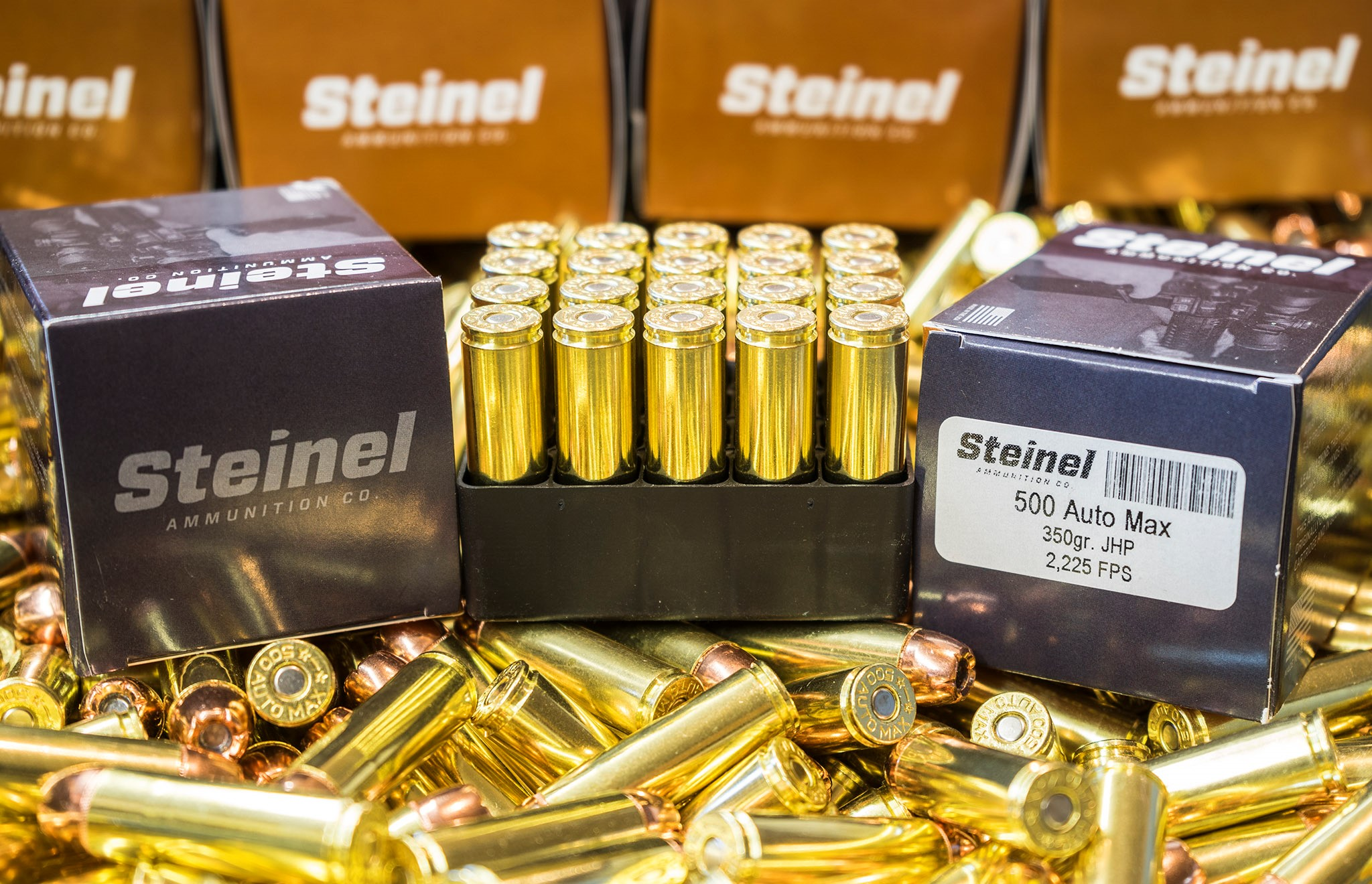 Big Horn Armory and Steinel Ammunition Announce March Promotion