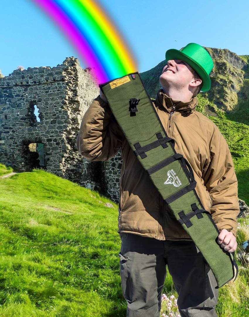 For a Limited Time, Big Horn Armory Offers a Special St. Patrick's Day Promotion