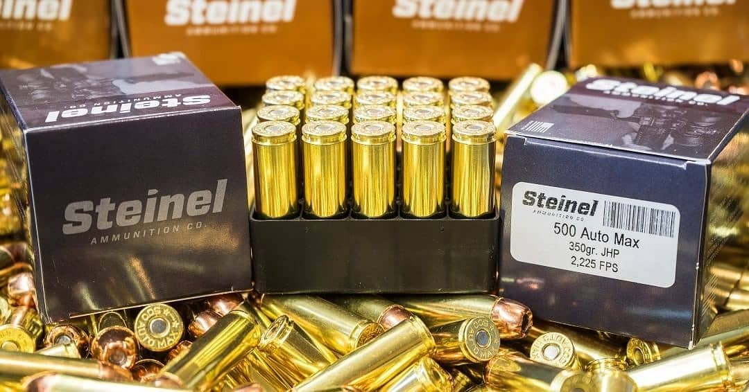 Steinel Ammunition Co. Signs Laura Burgess Marketing (LBM) for Public Relations