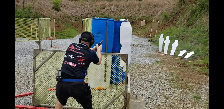 Shell Shock Technologies Sponsored Shooter John Vlieger Wins High Overall at Battle in the Bluegrass X