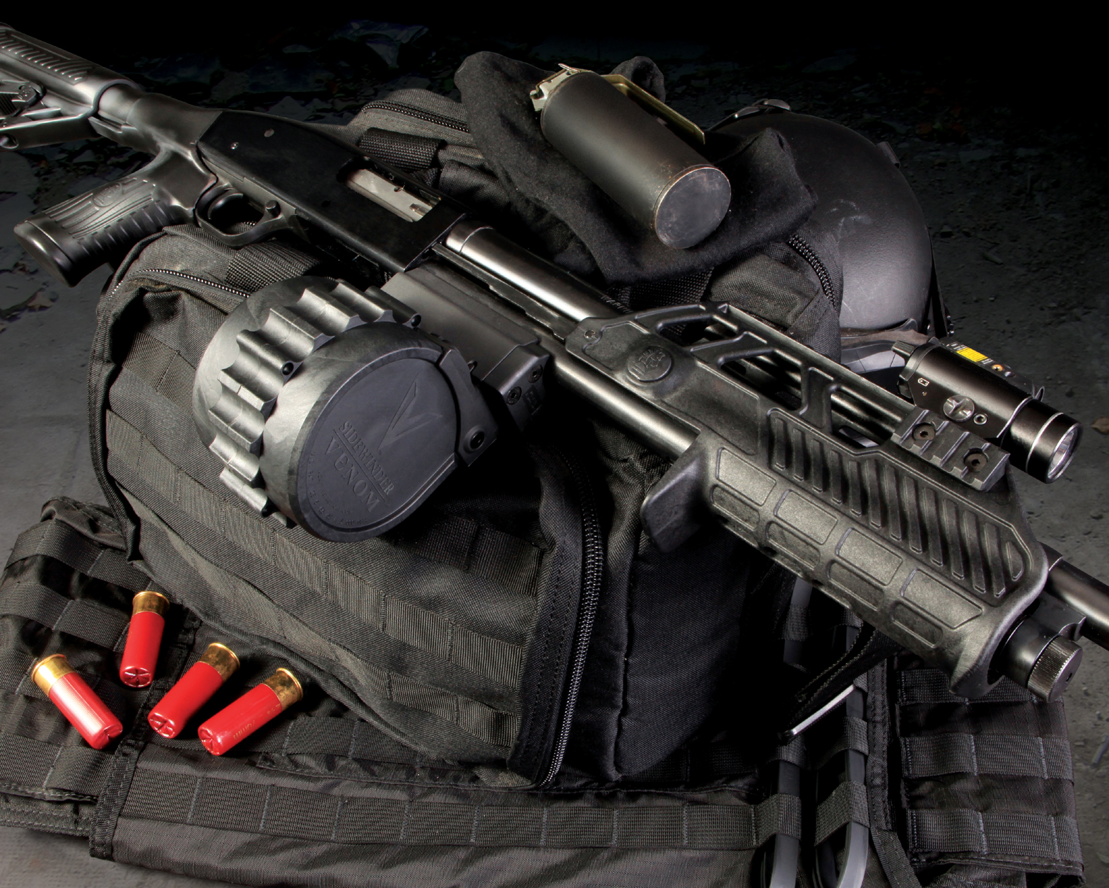 Adaptive Tactical Exhibits Popular Accessories and Kits at the 2019 NRA Annual Meetings & Exhibits